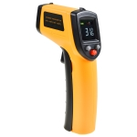GM533 Portable Digital Laser Point Infrared Thermometer, Temperature Range: -50-530 Celsius Degree