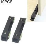 10 PCS Cabinet Plastic Door Magnet Double Base knob