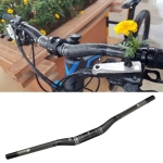 TOSEEK Full Carbon Fiber Road Bike Bent Handlebar, Size: 720mm (Matte)