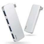 WIWU T6S 4 In 1 Type-C / USB-C Multifunctional Extension HUB Adapter