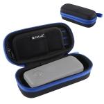 PULUZ Portable Mini Diamond Texture PU Leather Storage Case Bag for Insta360 One X