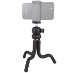 PULUZ Mini Octopus Flexible Tripod Holder with Ball Head for SLR Cameras, GoPro, Cellphone, Size: 25cmx4.5cm