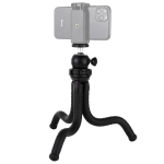 PULUZ Mini Octopus Flexible Tripod Holder with Ball Head for SLR Cameras, GoPro, Cellphone, Size:30cmx5cm