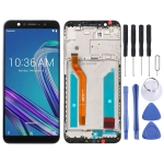 LCD Screen and Digitizer Full Assembly with Frame for Asus ZenFone Max Pro (M1) ZB601KL ZB602KL (Black)