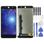 LCD Screen and Digitizer Full Assembly for Wileyfox Swift 2 / Swift 2 Plus (Black)