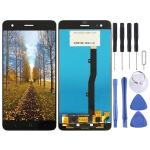 LCD Screen and Digitizer Full Assembly for ZTE Blade A6 Max A0605 (Black)