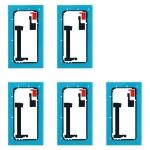 5 Set Back Housing Cover Adhesive Sticker Set for Huawei Nova 3