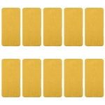 10 PCS Back Housing Cover Adhesive for LG Stylus 5 Q720 LM-Q720CS Q720VSP