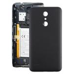 Battery Back Cover for LG K30 / K10 (2018) / X410 LMX410 LMX410TK(Black)