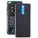 Battery Back Cover for Xiaomi Redmi Note 8 Pro(Black)