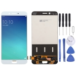 LCD Screen and Digitizer Full Assembly for OPPO R9 Plus (White)