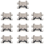 10 PCS Charging Port Connector for Huawei Honor 9i / Honor 20i