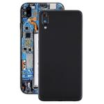 Battery Back Cover with Camera Lens for Meizu E3(Black)