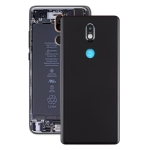 Battery Back Cover with Camera Lens for Nokia 7 TA-1041(Black)