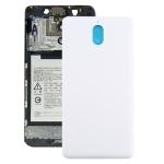 Battery Back Cover for Nokia 3.1 TA-1049 TA-1057 TA-1063 TA-1070(White)