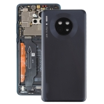 Original Battery Back Cover with Camera Lens for Huawei Mate 30(Black)
