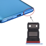 Single SIM Card Tray for OnePlus 7T (Blue)