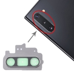 10 PCS Camera Lens Cover for Galaxy Note 10 (Grey)