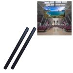 Lengthened Pole for TV Ceiling Bracket, Length: 1m