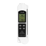 FLUS IR-90 Food Laser Infrared with Probe Handheld Portable Digital Electronic Outdoor 2 in 1Thermometer