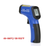 FLUS IR-811 -50℃~500℃ Digital Infrared Non-contact Mini Handheld Portable Electronic Outdoor Laser Thermometer