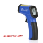 FLUS IR-810 -50℃~330℃ Digital Infrared r Non-contact Mini  Handheld Portable Electronic Outdoor Laser Thermometer