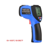 FLUS IR-863U -50~1650℃ Digital Infrared Non-contact Laser Handheld Portable Electronic Outdoor Thermometer Pyrometer