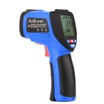 FLUS IR-862 -50~1350℃ Digital Infrared Non-contact Laser Handheld Portable Electronic Outdoor Thermometer Pyrometer