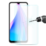 For Xiaomi Redmi Note 8T 10 PCS ENKAY Hat-prince 0.26mm 9H 2.5D Curved Edge Tempered Glass Film