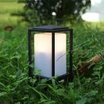 Outdoor Rain and Rustproof Wall Lamp Modern Minimalist Column Lamp