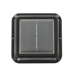 Waterproof 12 LED Solar Lawn Lamp Garden Yard Fence Path Street Night Light