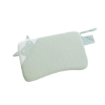 Removable Elasticity Pillow For Newborns(Light Green)