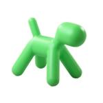 Furniture Chair Puppy Leisure Chair Cartoon Children Photography Props(Green)