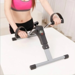 Multi-functional Fitness Equipment Stepper Fitness Bike Rehabilitation Training Machine(Black)