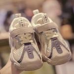 Children Sneaker Casual Shoes Mesh Sports Shoes, Size:28(Beige(Single Net))