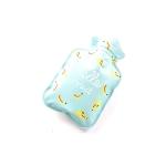 Cartoon Mini Water Injection Hot Water Bag Portable Hand Warmer, Color:Banana