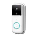 Anytek B60 720P Smart WiFi Video Visual Doorbell, Support APP Remote & PIR Detection & TF Card(White)