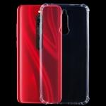 For Xiaomi Redmi 8A Four-Corner Shockproof Ultra-Thin Transparent TPU Case