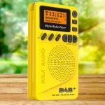 DAB-P9 Pocket Mini DAB Digital Radio with MP3 Player