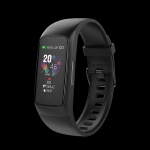 O1 Color Screen Smart Bracelet Monitoring Blood Pressure, Electrocardiogram, Heart Rate, Sleep Movement Meter, Waterproof Multi-Function Watch (Black)