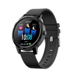 X20 1.3 Inch Full Circle TFT Screen Smart Sport Watch IP67 Waterproof, Support Real-time Heart Rate Monitoring / Sleep Monitoring / Bluetooth / Alarm Clock(Black)