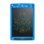 8.5 inch Color LCD Tablet Children LCD Electronic Drawing Board (Blue)