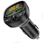FLOVEME Car Bluetooth MP3 Player Car Kit, Support TF Card & U Disk & Bluetooth Connection