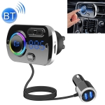 BC49BQ Car Digital Radio Receiver Bluetooth MP3 Player FM Transmitter Voice Assistant QC3.0 Quick Charger