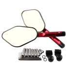 MB-MR003 Motorcycle Modified Universal Rear View Mirror Set