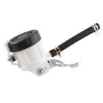 MB-HC133 Motorcycle Brake Master Cylinder Oil Reservoir with Bracket for Suzuki