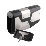 MB-CSB012 Motorcycle Accessories Multifunctional Item Storage Toolbox Left Side Bracket Box for BMW