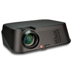 VS626 Android 3500ANSI Lumens 1080*720 Resolution LED+LCD Technology Smart Projector, Support AV / HDMI / SD Card / USB / VGA (Black)
