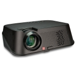 VS626 3500ANSI Lumens 1080*720 Resolution LED+LCD Technology Smart Projector, Support AV / HDMI / SD Card / USB / VGA (Black)
