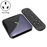 A95X F3 RGB Light 4K Smart TV BOX Android 9.0 Media Player wtih Remote Control, Quad-core Amlogic S905X3, RAM: 2GB, ROM: 16GB, US Plug